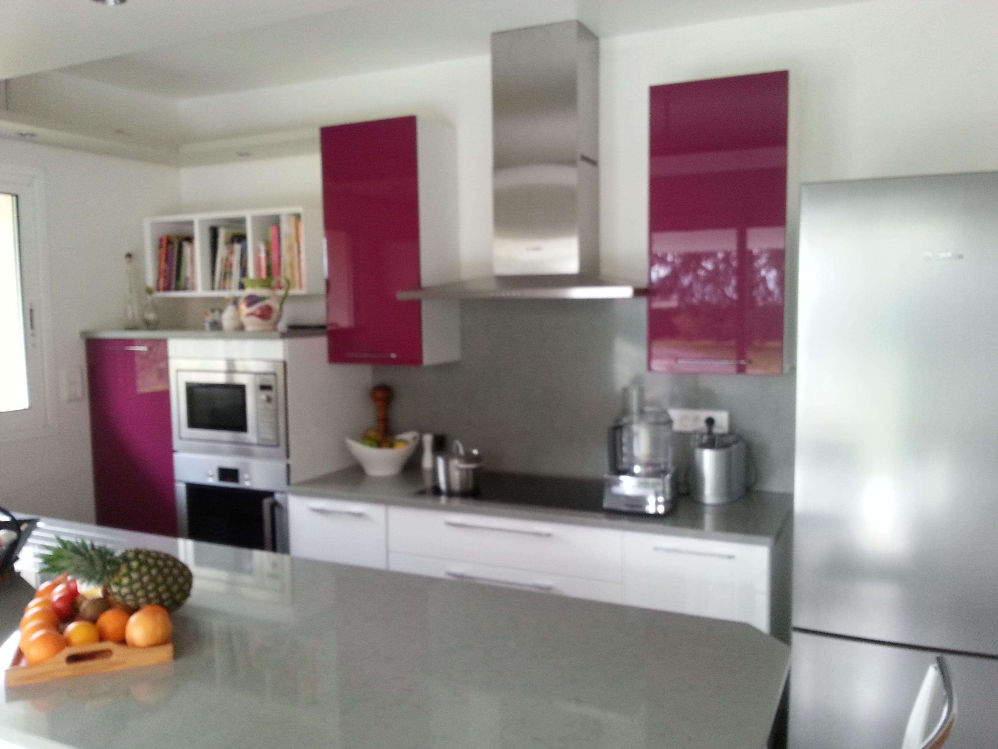 cuisine moderne idron 64320 pose de cuisines cuisiniste 31. Black Bedroom Furniture Sets. Home Design Ideas
